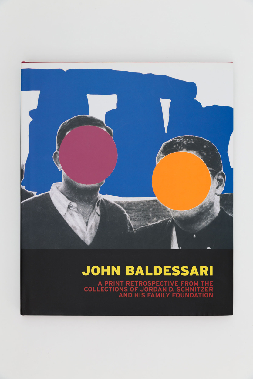 John Baldessari: A Print Retrospective from the Collections of Jordan D. Schnitzer and his Family Foundation, 2010